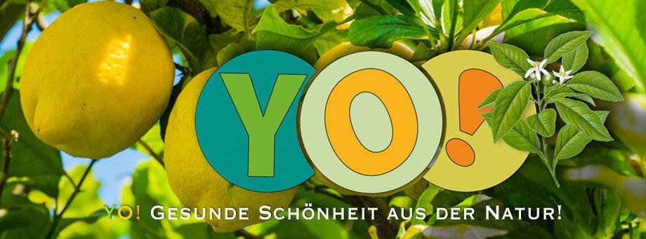 YO! Natur, gesunde, vegane Naturkosmetik für Haut und Zähne